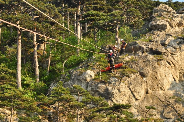 Klettersteig Mödling : Mödlinger klettersteig b c und ruine burg mödling u alpenland